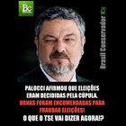 #Verificamos: Delação de Palocci não cita fraude em urnas