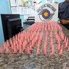 Jovem é preso suspeito de matar a mãe com mais de 30 facadas