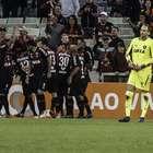 Atlético-PR afunda o Sport na Arena e sobe na classificação
