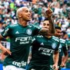Tabela das últimas rodadas amplia favoritismo do Palmeiras
