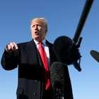 """Trump promete fazer """"todo o possível"""" para deter imigrantes"""