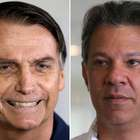 Datafolha: rejeição a Haddad supera a de Bolsonaro