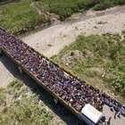 Crise migratória da Venezuela preocupa o mundo