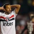 Nenê não participa de treino dos reservas no São Paulo