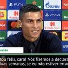 Cristiano Ronaldo confiante em limpar seu nome sobre ...
