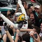 Capacete de Hamilton em Interlagos foi criado por brasileiro