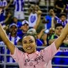 Marta diz que toparia defender o CSA no Brasileirão