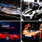 Os carros esportivos mais badalados do Salão do Automóvel