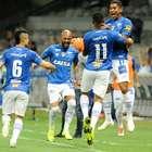 Cruzeiro vence Corinthians, que segue próximo ao Z4
