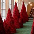 Decoração de Natal da Casa Branca vira piada na internet