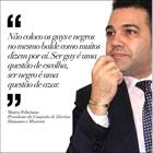 #Verificamos: Feliciano não disse que ser negro é azar