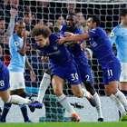 Manchester City cai diante do Chelsea e perde a liderança