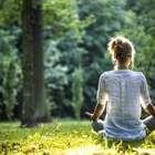 Poder da meditação