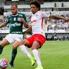Palmeiras fica no 1 a 1 com o Red Bull em estreia morna
