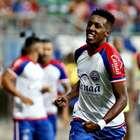 Bahia aplica goleada no Juazeirense e assume a liderança ...