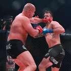 Veja o nocaute 'relâmpago' de Bader sobre Fedor no Bellator
