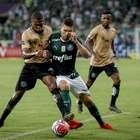 Palmeiras e Santos decepcionam e ficam no empate sem gols