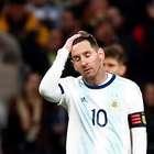 Na volta de Messi, Argentina dá vexame e leva 3 da Venezuela