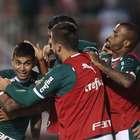 Palmeiras goleia Novorizontino e vai à semifinal