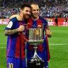 Quantas finais Messi disputou na carreira?