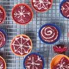 Aprenda a fazer minicupcake de beterraba e suco de limão
