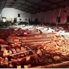 Igreja desaba durante celebração da Páscoa e deixa 13 mortos