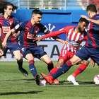 Atlético de Madrid vence e segue na cola do Barcelona