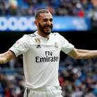 Real 'acorda' no 2º tempo e vence Bilbao com 3 de Benzema