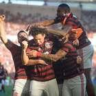 Flamengo faz 4 em cima do Vasco no agregado e é campeão