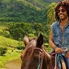 Lenny Kravitz divulga vídeo de sua fazenda no Rio de Janeiro