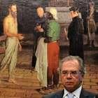 Guedes afirma que rombo da Previdência ameaça 'engolir' ...