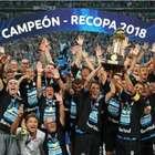 Confira os vencedores da Recopa Sul-Americana deste século