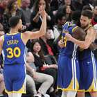 Golden State varre os Blazers em 4 a 0 e vai à final da NBA