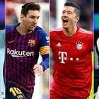Campeões, rebaixados, classificados para a Champions... ...