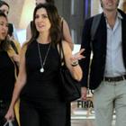 Fátima Bernardes comete deslize fashion em passeio no ...