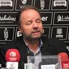 "FIGUEIRENSE: Luiz Greco: ""Tive interesse no projeto por ..."