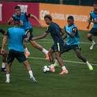 Seleção Brasileira faz seu segundo treino na Granja Comary