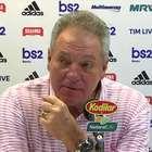 FLAMENGO: Abel Braga após virada contra o Athletico: ...