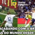 'Henry' volta a frustrar Brasil e web repercute 'déjà vu'
