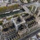 França descarta ação criminosa no incêndio de Notre-Dame