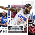 Los Angeles Clippers anuncia Kawhi Leonard e Paul George