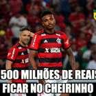 Rivais não perdoam Flamengo após eliminação; veja os memes