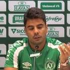 CHAPECOENSE: Henrique Almedia explica sua escolha: ...