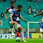 Com um a mais, reservas do Cruzeiro só empatam com Bahia