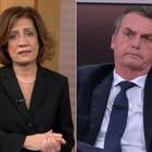 """Miriam Leitão """"alfineta"""" Bolsonaro após ataque ao Nordeste"""