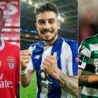 Benfica, Porto e Sporting iniciam a briga pelo título do ...