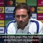 Lampard lamentou derrota nos pênaltis para o Liverpool: ...