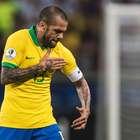 Dani Alves como meia no São Paulo não preocupa seleção: ...