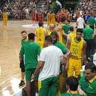 Seleção masculina joga bem e vence Montenegro em Lyon