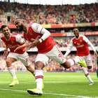 Novas contratações funcionam e Arsenal vence o Burnley